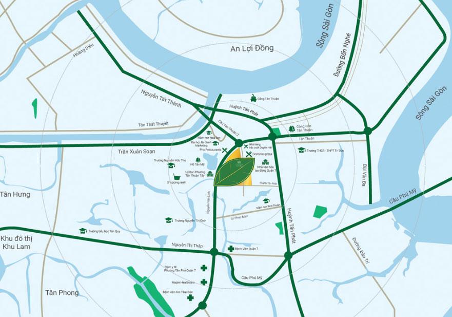 """Eco Green Saigon - """"Chiếc lá xanh"""" giữa Sài Gòn khói bụi"""