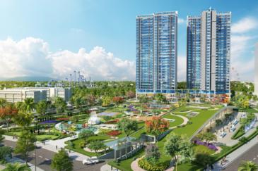 Với Eco Green Sài Gòn, cuộc sống người dân Sài Gòn dường như có ý nghĩa hơn vì hoàn toàn có thể di chuyển dễ dàng đến các địa điểm lân cận, tận hưởng tiện ích hiện đại đồng bộ mà không mất quá nhiều thời gian. Ảnh: Vihomes.vn