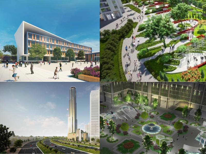 Tiện ích nội khu dự án có một không hai ở Sài Gòn trong thời điểm hiện tại
