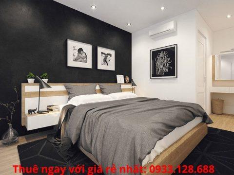 Phòng ngủ căn hộ Greenfiled 686 Bình Thạnh HCM
