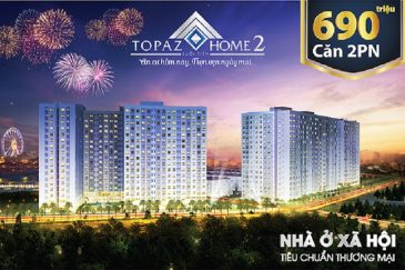 Căn hộ Topaz home 2 quận 9