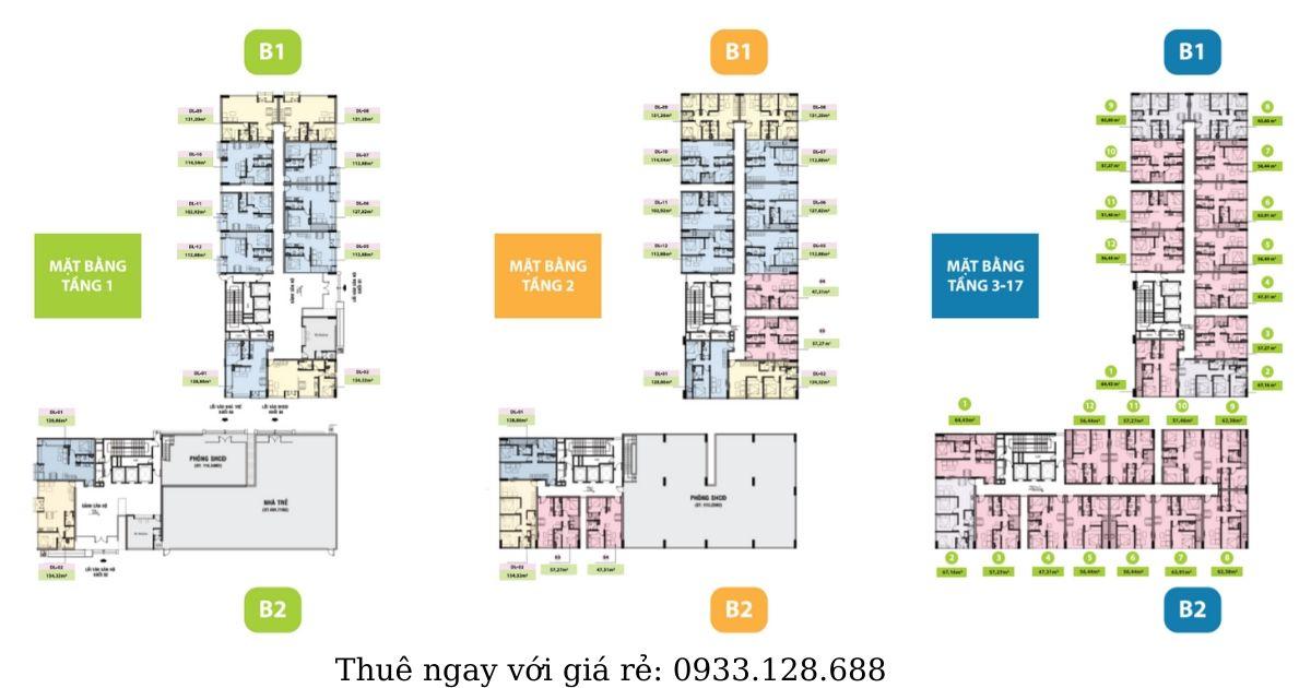 Thiết kế cao cấp tại căn hộ Topaz home 2 q9