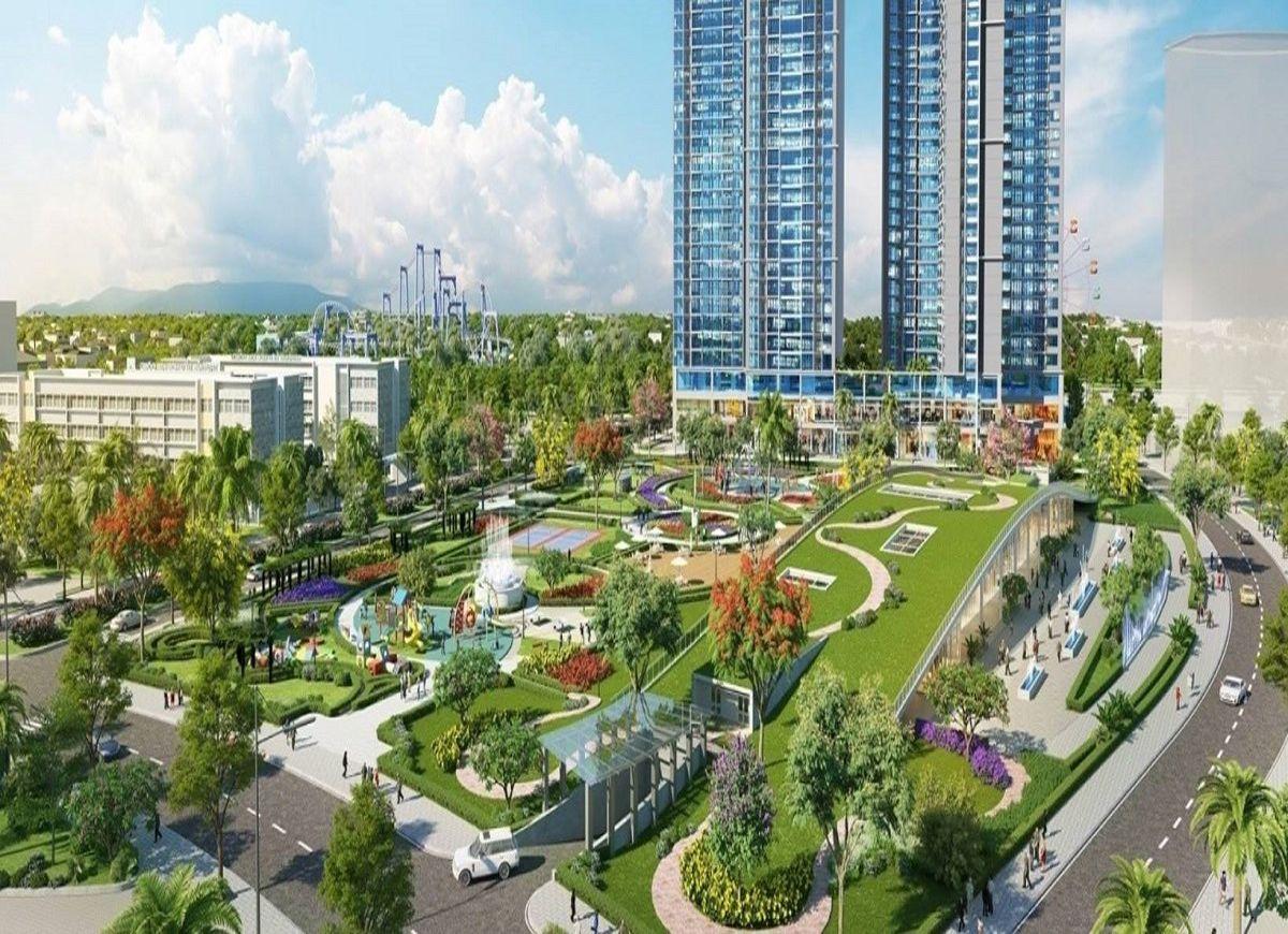 Vị trí tiềm năng - Dự án Eco Green Sai Gon