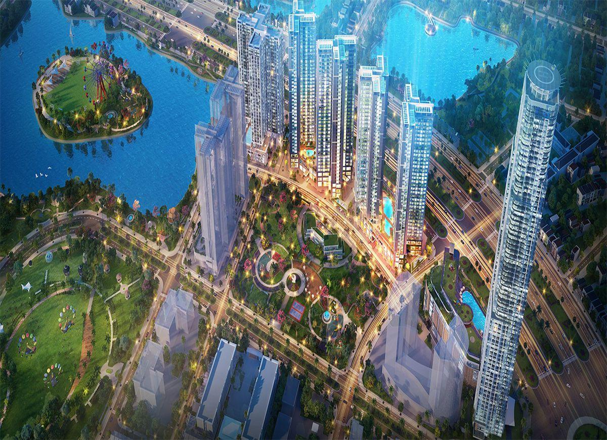 ECO GREEN SAI GON - dự án có không gian sống lý tưởng bậc nhất