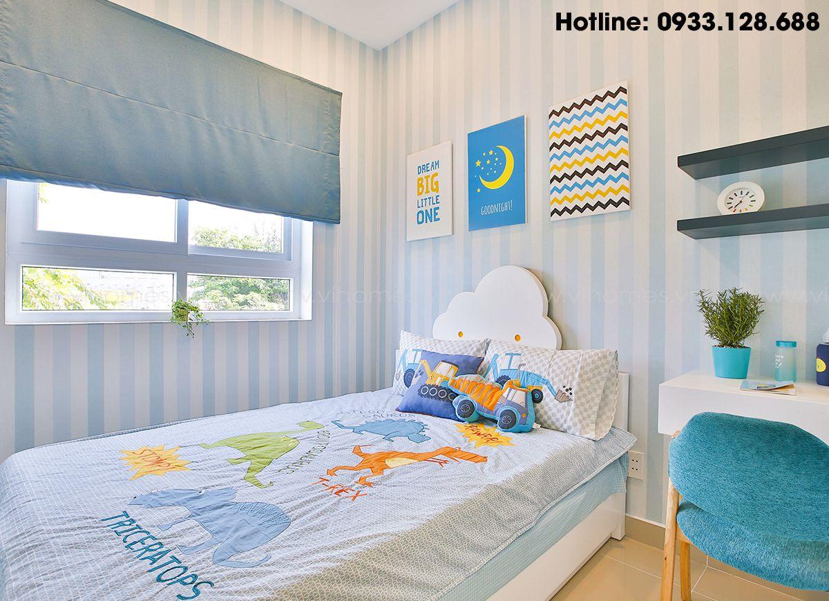 Phòng ngủ sống động cho bé yêu nhà bạn!