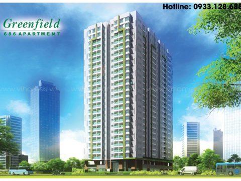 Bán căn hộ greenfield 686 cao cấp bậc nhất tp hcm
